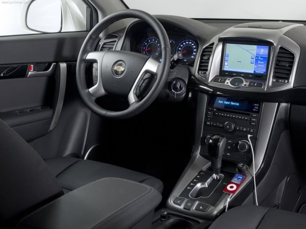 2014 Chevrolet Captiva Sport-2014